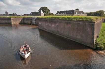 De Citadel van 's-Hertogenbosch. © Bert van As