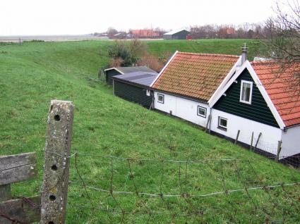 Westfriese Omringdijk, Aartswoud. © Rijksdienst voor het Cultureel Erfgoed