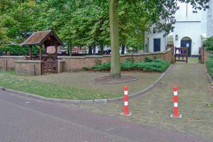 Willibrordusput bij het Witte Kerkje in Heiloo. AMK terrein 19A-008, Hollandse duingebied. © Rijksdienst voor het Cultureel Erfgoed