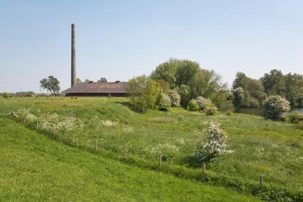 Steenoven De Plasserwaard, Aan de Rijn 15, Wageningen. © Bert van As