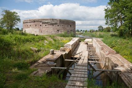 Torenfort Uitermeer, Weesp. © Rijksdienst voor het Cultureel Erfgoed