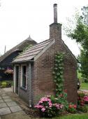 Goed onderhouden bakhuisje © Dook van Gils, Landschap Overijssel
