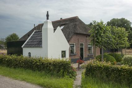 Bakhuisje, Rode landsweg, Doornspijk.  © Koos Broek 2016
