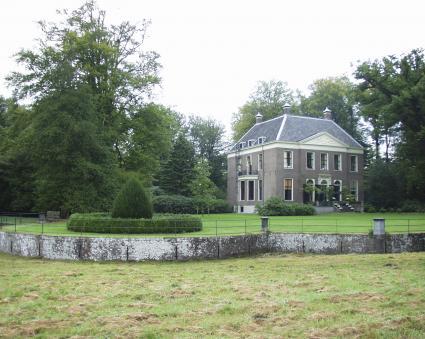 De Ha-ha van Gooilust, 's-Graveland