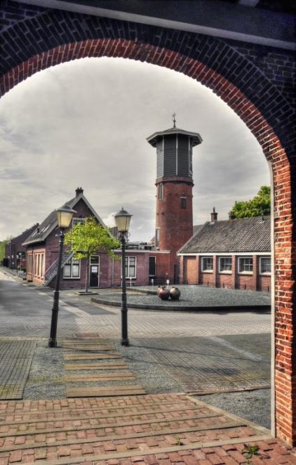De Oude Molen (Ouderkerk aan de Amstel) © B. van Veen