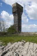 Luchtwachttoren 701,  Warfhuizen © Koos Broek