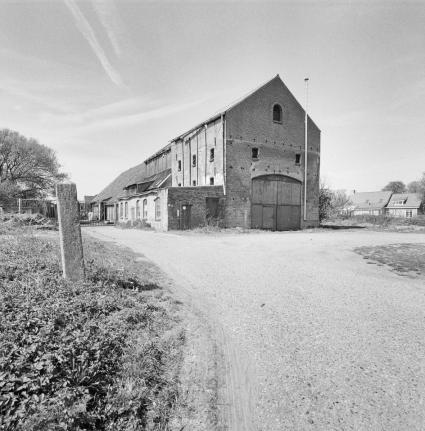 Meestoof De Onverwacht in Ouddorp te Zuid-Holland © Rijksdienst voor het Cultureel Erfgoed