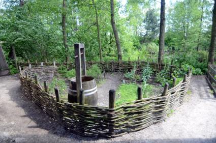 Tuin Archeon, Alphen aan den Rijn © B. van Veen