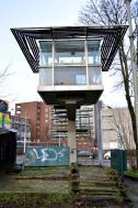 Duiventil Haarlemmermeerstation Amsterdam © B. van Veen