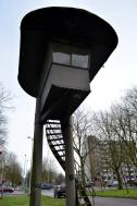 Duiventil Van Nijenrodeweg Amsterdam © B. van Veen