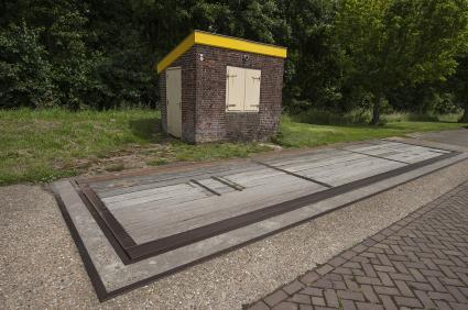 Weegbrug Nieuw en St Joosland © Koos Broek